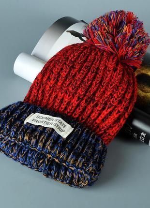 Стильна шапка 13230