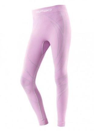 Термобелье штаны детские spaio thermo w01  светло-розовый