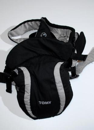 2 положения и поддержка кенгуру слинг переноска для младенцев tomy 3,5-12 кг