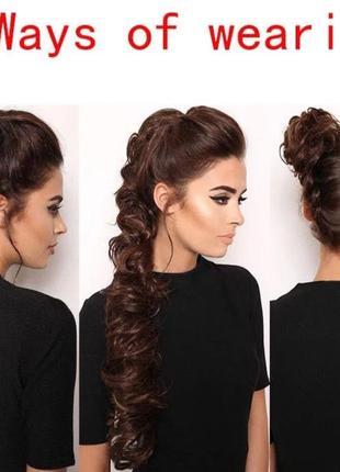 Волосы тресы для создания причесок