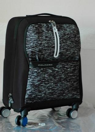 Дорожный чемодан piquadro coleos, новый и оригинальный