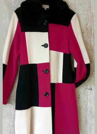 Демисезонное пальто, англия! размер xs