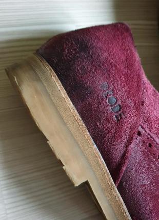 Мужские кожаные оксфорды броги туфли 432 фото