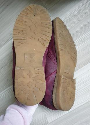Мужские кожаные оксфорды броги туфли 434 фото