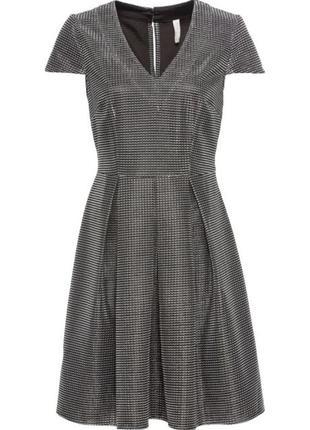 Вечернее блестящие платье коричневый металлик бренда bodyflirt