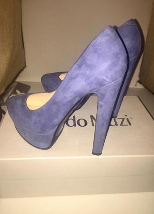 Продам итальянские туфли nando muzi