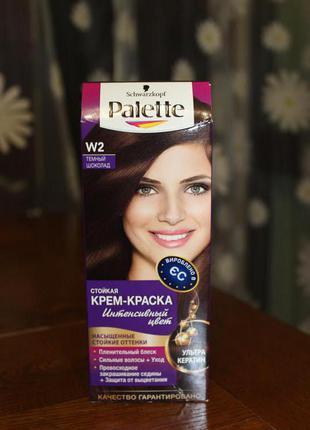 Краска для волос темно-шоколадного цвета