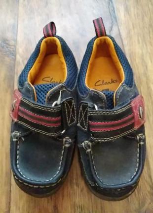 Туфли кожа (16см)