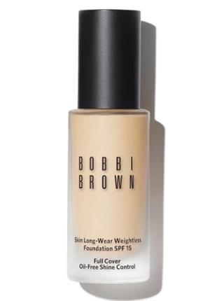 Bobbi brown skin long-wear weightless foundation spf15 тональный крем