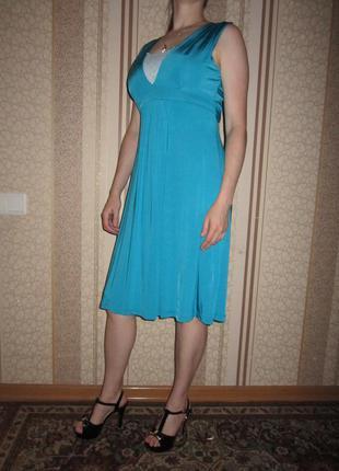 Фирменное платье 46 м размера