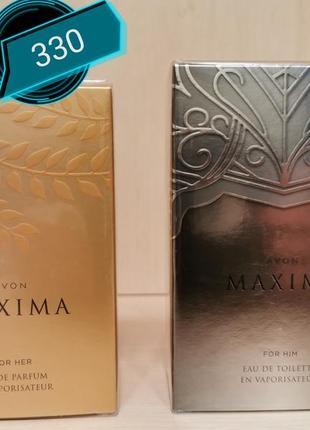 Maxima и maxime от avon