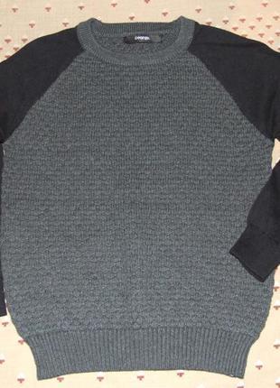 Кофта свитер мальчику 5 - 6 лет george