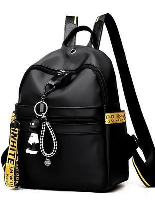 Стильный женский рюкзак dream 28х23х12 см. 1156 black
