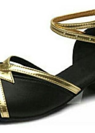 Новые туфли для бальных танцев 27р. 18см