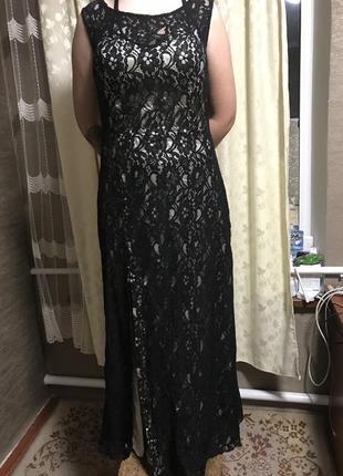 Вечірнє нарядне плаття