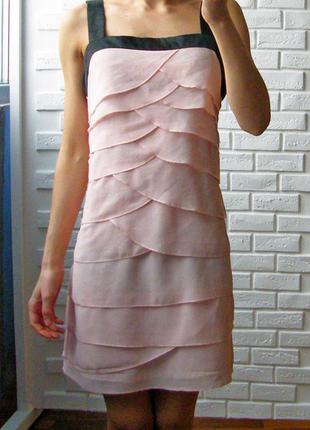 Романтичное платье от feu femme