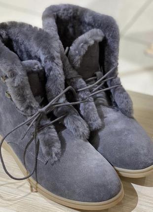 Ботинки лоро