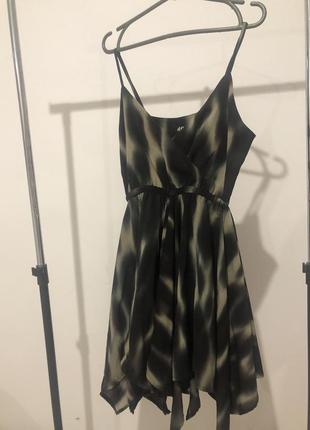 Красивое платье сарафан