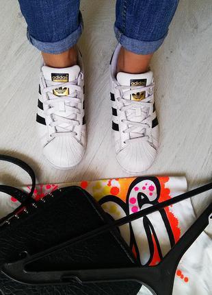 Кроссовки adidas superstar-35 рр-оригинал