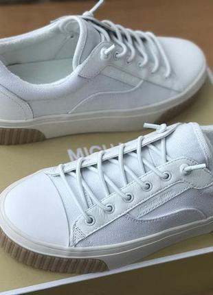 Оригинальные женские кроссовки michael michael kors oscar lace-up