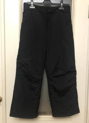Зимние утеплённые штаны, мембрана,плюс синтепон