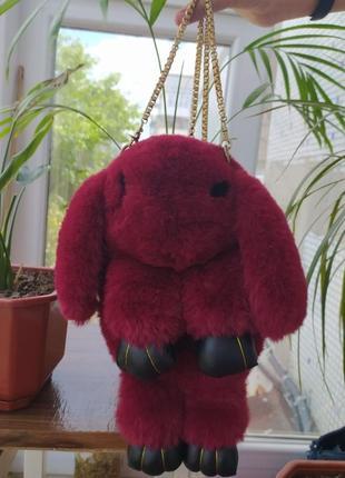 Рюкзак кролик