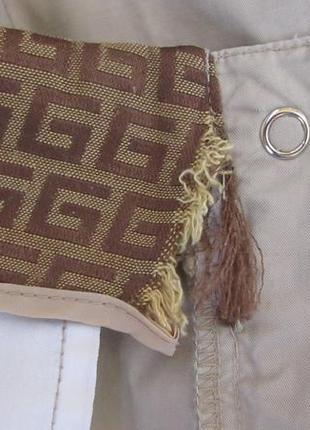 Gucci  брюки летние оригинал7 фото