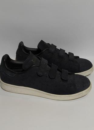 Adidas оригинал кеды кроссовки кросівки нубук размер 39