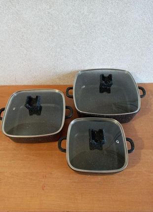 Набор посуды rainberg rb-759