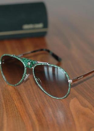 Женские солнцезащитные очки roberto cavalli, новые и оригинальные