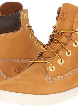 Женские, демисезонные ботинки  timberland