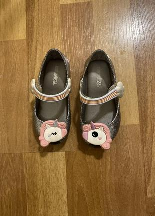 Mini melissa туфельки !