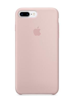 Силиконовый чехол apple silicone case для iphone 7 plus/8 plus