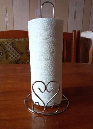 Подставка для бумажных полотенец