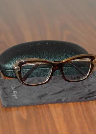 Женская оправа для зрения salvatore ferragamo, новая и оригинальная