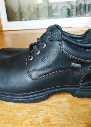 Туфли полуботинки marc (core-tex)