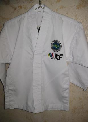 Кимоно для боевых искусств р.130-140