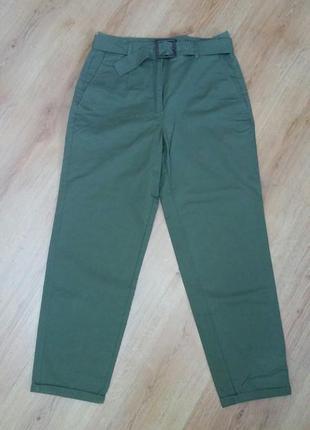 Знижки! брюки в стилі мілітарі р.с