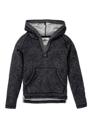 Классный теплый свитшот, свитер pepperts 122-128