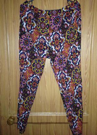 Фирменные брюки штаны на резинке h&m оригинал