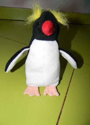 Игрушка мягкая пингвин