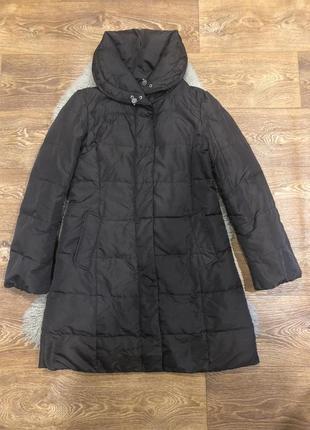 Шикарная куртка пуховик max mara