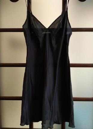 Дизайнерская ночная сорочка из тончайшего натурального шелка kristina ti