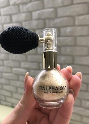 Сухой хайлайтер italpharma