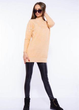 Декорированные свитеры