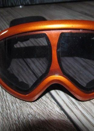 Маска очки лыжная