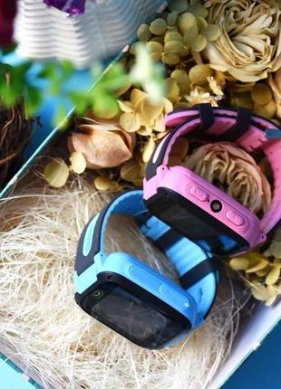 Не детские часы для детей смарт вотч w19 с gps прослушкой и фотокамерой
