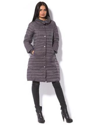 Пуховое деми пальто от purе oxygen италия