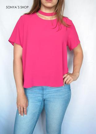 Блуза з чокером