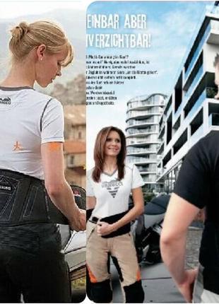 Мото ремень для защиты почек vanucci® outlast®, р. m